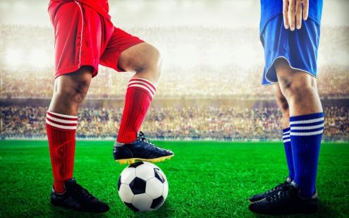 Futebol além do olhar