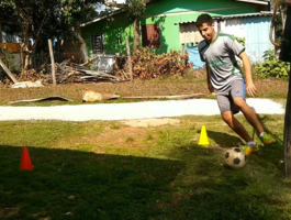 Foto do jogador